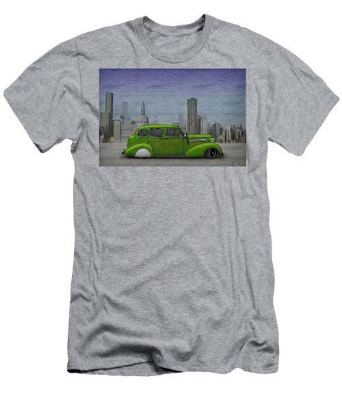 1936 Buick  Men's T-Shirt (Athletic Fit)