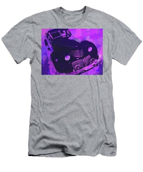1940 Hupp Skylark Violet Pop Men's T-Shirt (Athletic Fit)