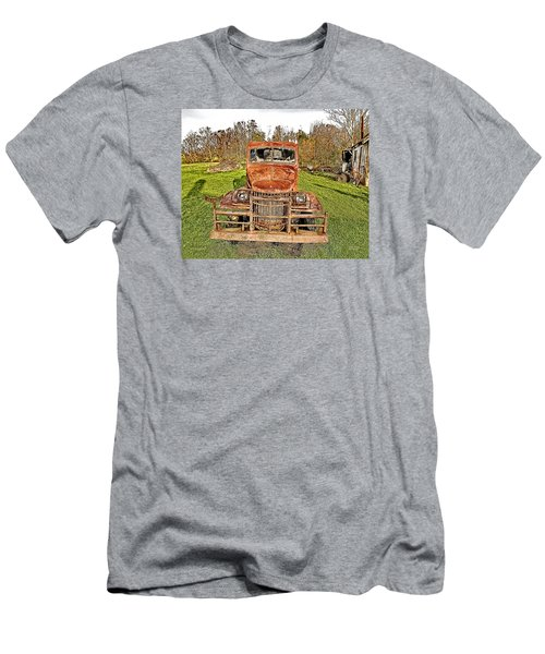 1941 Dodge Truck 3 Men's T-Shirt (Slim Fit) by Mark Allen