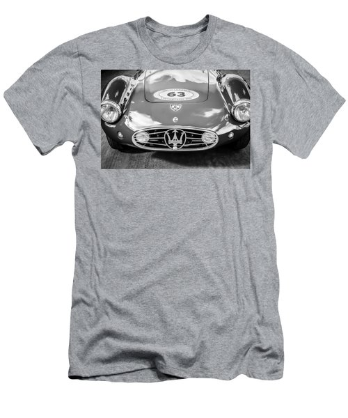 1954 Maserati A6 Gcs -0255bw Men's T-Shirt (Athletic Fit)