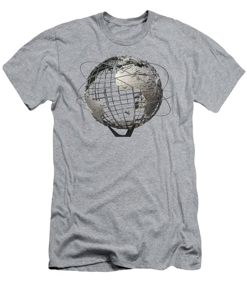 1964 World's Fair Unisphere Men's T-Shirt (Athletic Fit)