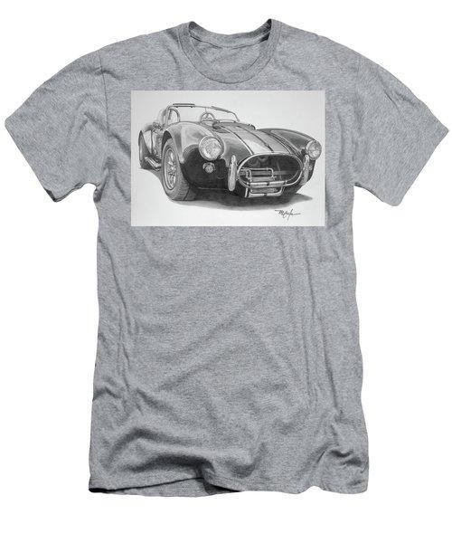 1968 Shelby Cobra Men's T-Shirt (Athletic Fit)