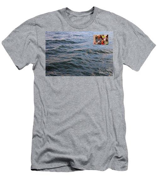 2-13-2057v Men's T-Shirt (Athletic Fit)