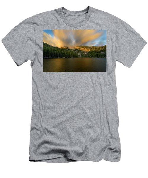 2 / 51  Bear Lake's Hallett Peak #2 Men's T-Shirt (Athletic Fit)