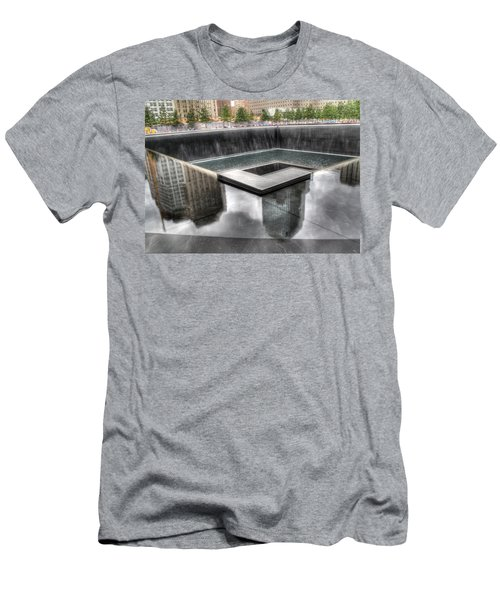 911 Memorial Men's T-Shirt (Athletic Fit)