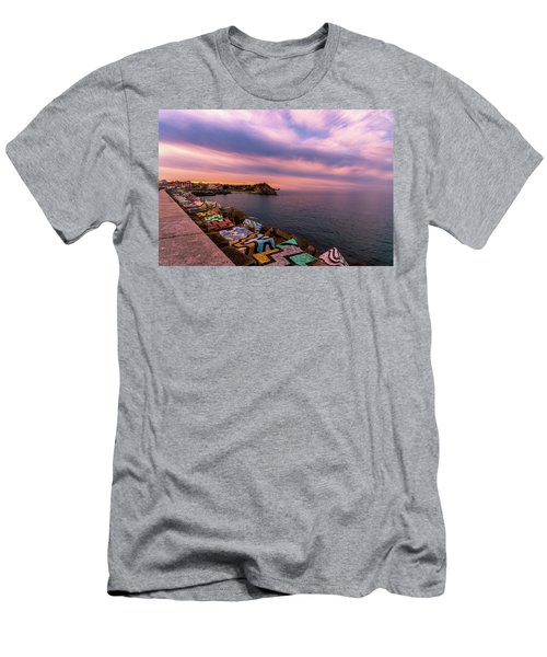 A Lot To See And Do Men's T-Shirt (Athletic Fit)