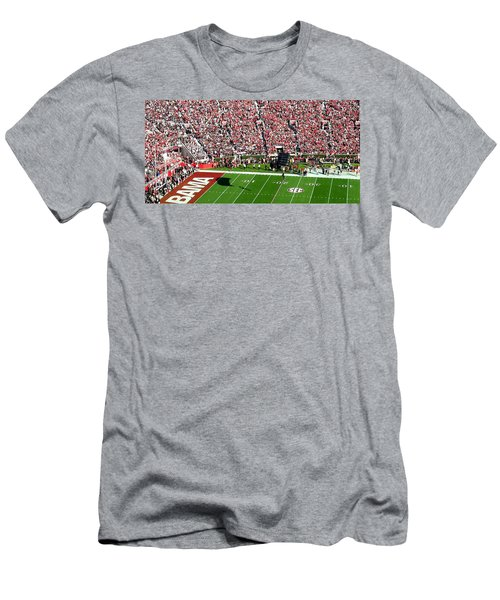 Army Rangers Drop In On Gameday Men's T-Shirt (Athletic Fit)