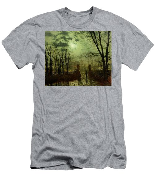 At The Park Gate Men's T-Shirt (Athletic Fit)