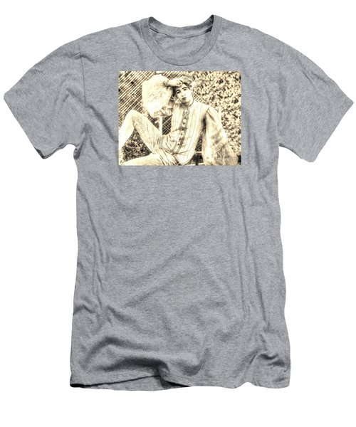 BOY Men's T-Shirt (Slim Fit) by Yury Bashkin