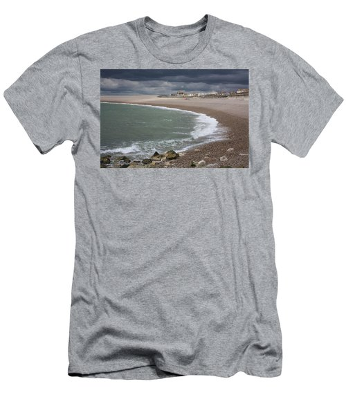 Chesil Cove  Men's T-Shirt (Athletic Fit)