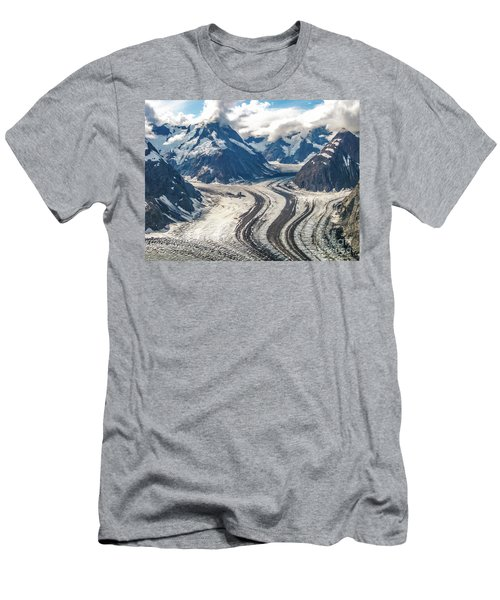 Denali National Park Men's T-Shirt (Athletic Fit)
