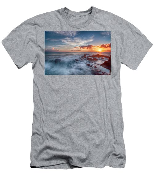 Into The Mystic Men's T-Shirt (Slim Fit) by James Roemmling