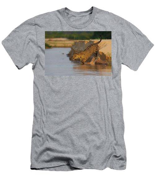 Jaguar Men's T-Shirt (Athletic Fit)