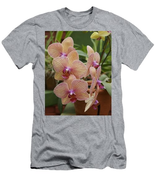 Orchid Men's T-Shirt (Athletic Fit)