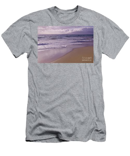 Paradise Men's T-Shirt (Slim Fit) by Sharon Mau
