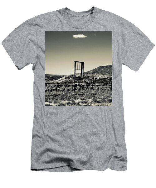 Sacred Window  Men's T-Shirt (Athletic Fit)
