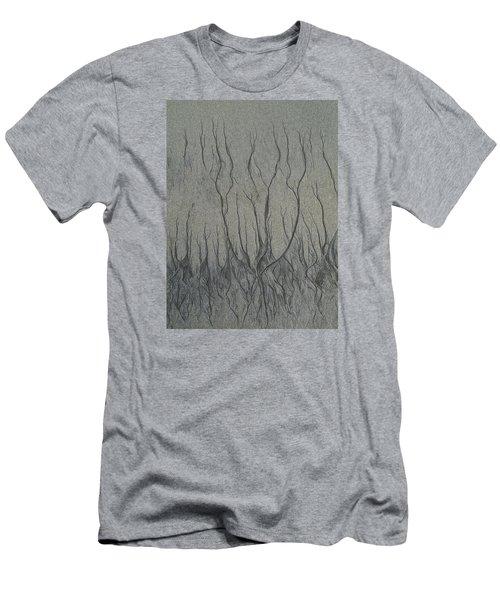 Sand Reels Men's T-Shirt (Slim Fit) by Joe  Palermo