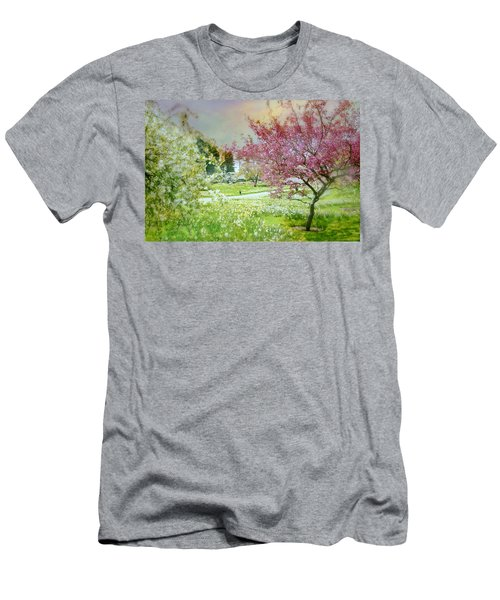 Men's T-Shirt (Slim Fit) featuring the photograph Solitude by Diana Angstadt