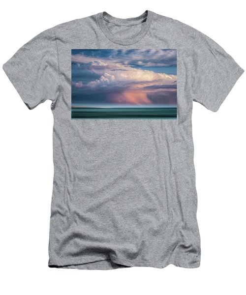 Storm On The Sound Men's T-Shirt (Athletic Fit)