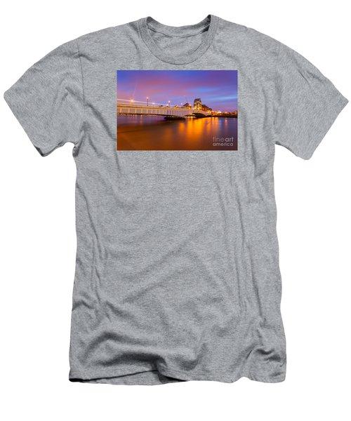 London Men's T-Shirt (Slim Fit) by Mariusz Czajkowski