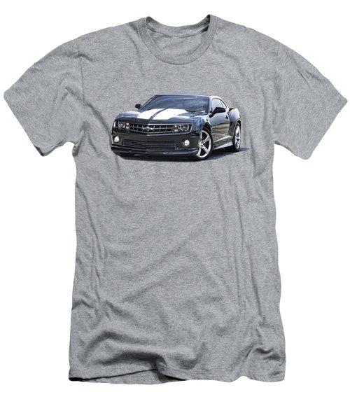 2010 Camaro S S R S Men's T-Shirt (Slim Fit) by Jack Pumphrey