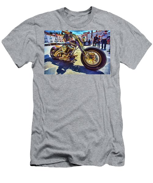 2016 Custom Harley Winner Men's T-Shirt (Athletic Fit)