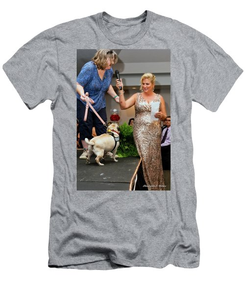 Men's T-Shirt (Slim Fit) featuring the photograph 20160806-dsc03993 by Christopher Holmes