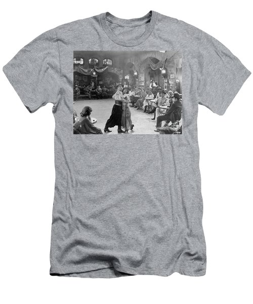 Rudolph Valentino Men's T-Shirt (Athletic Fit)