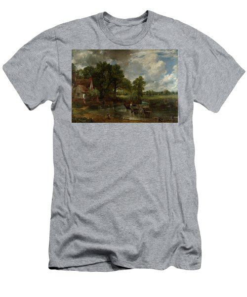 The Hay Wain Men's T-Shirt (Athletic Fit)