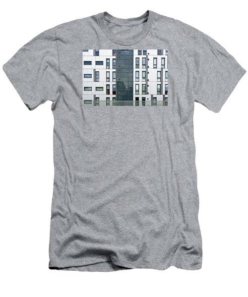 Modern Building Men's T-Shirt (Athletic Fit)