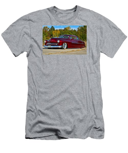 1951 Mercury Low Rider Men's T-Shirt (Slim Fit) by Tim McCullough