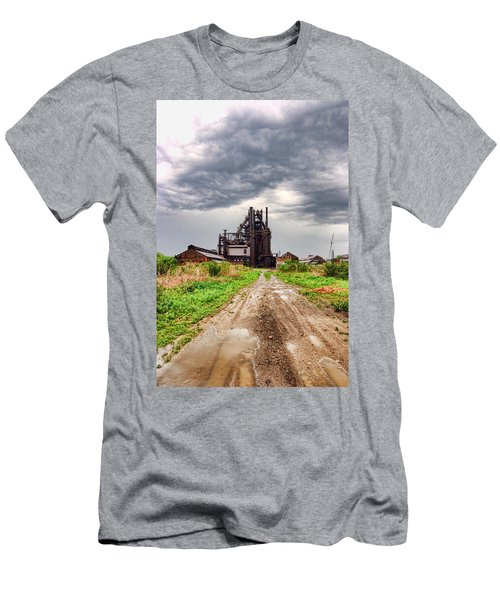 Bethlehem Steel Men's T-Shirt (Athletic Fit)