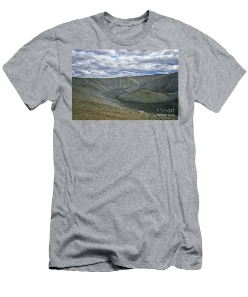 Crater Men's T-Shirt (Athletic Fit)