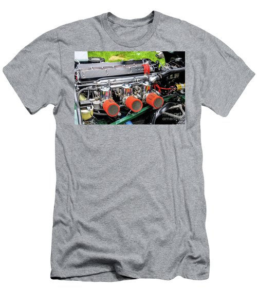 Engine Men's T-Shirt (Athletic Fit)