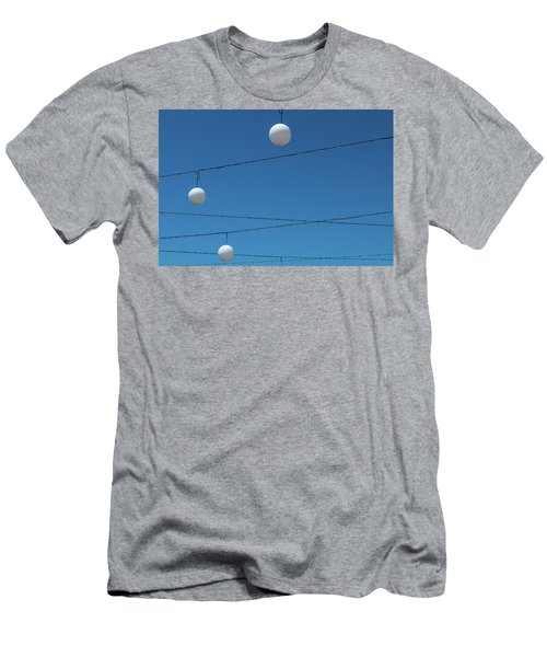 3 Globes Men's T-Shirt (Athletic Fit)
