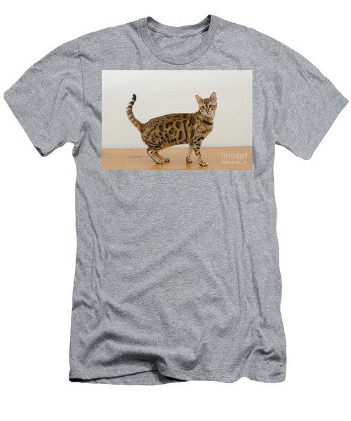 3 Men's T-Shirt (Athletic Fit)