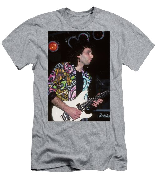 Joe Satriani Men's T-Shirt (Athletic Fit)