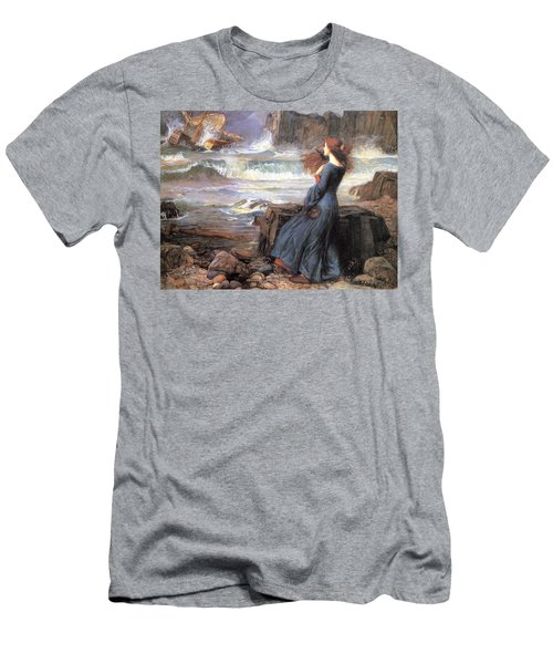 Miranda - The Tempest Men's T-Shirt (Athletic Fit)