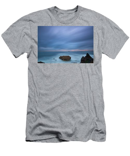 3 Rocks Men's T-Shirt (Athletic Fit)