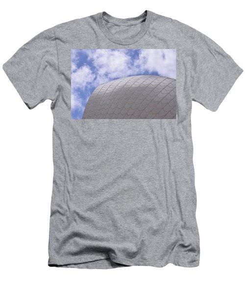 Sydney Opera House Roof Detail Men's T-Shirt (Athletic Fit)