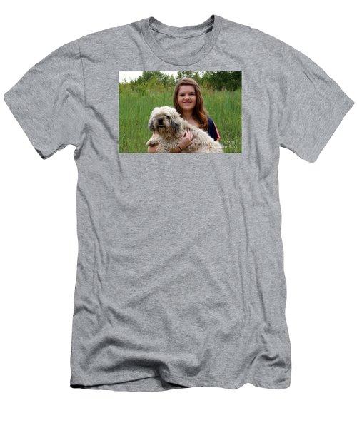 3472 Men's T-Shirt (Slim Fit) by Mark J Seefeldt