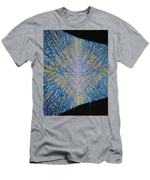 Butterfly Dream Men's T-Shirt (Slim Fit) by Kyung Hee Hogg