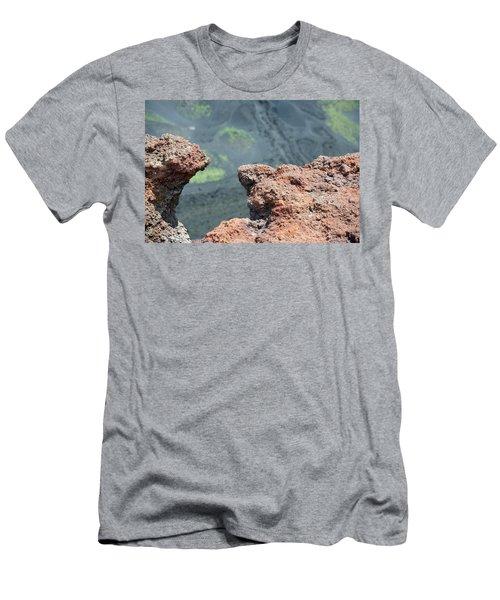 Mount Etna Men's T-Shirt (Athletic Fit)