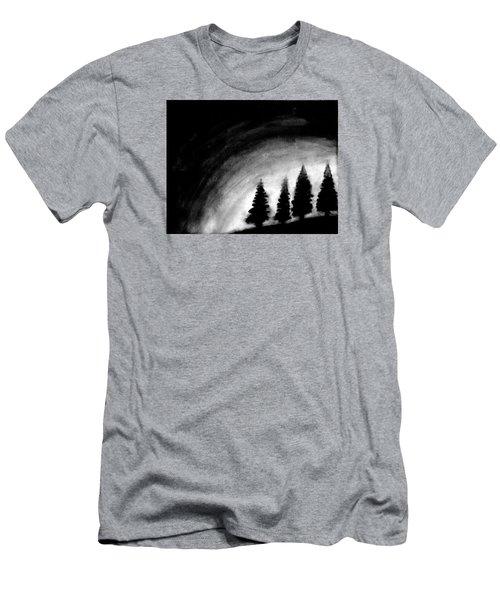 4 Pines Men's T-Shirt (Slim Fit) by Salman Ravish
