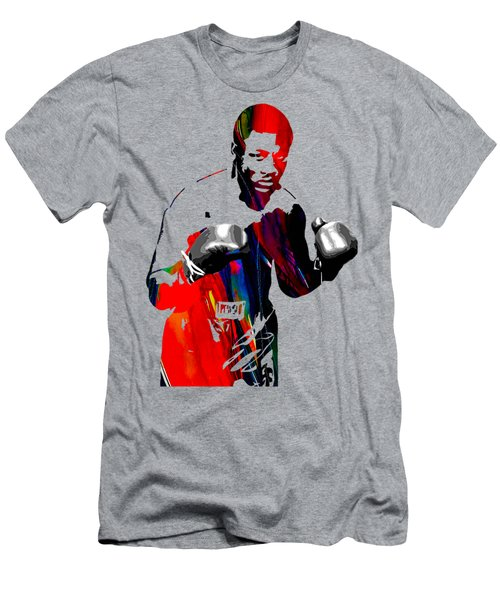 Smokin Joe Frazier Collection Men's T-Shirt (Athletic Fit)
