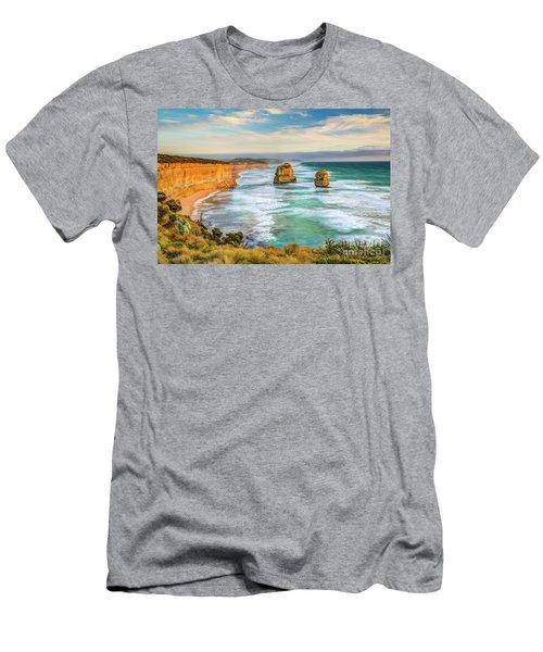 Twelve Apostles Men's T-Shirt (Athletic Fit)