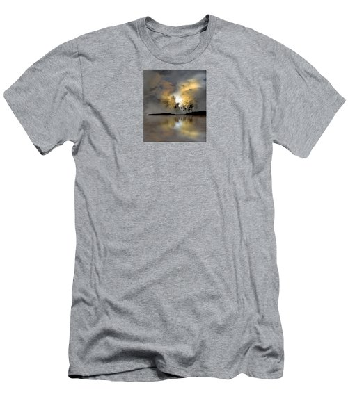 4066 Men's T-Shirt (Slim Fit) by Peter Holme III