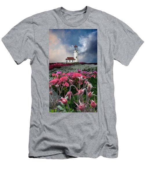 4170 Men's T-Shirt (Slim Fit) by Peter Holme III