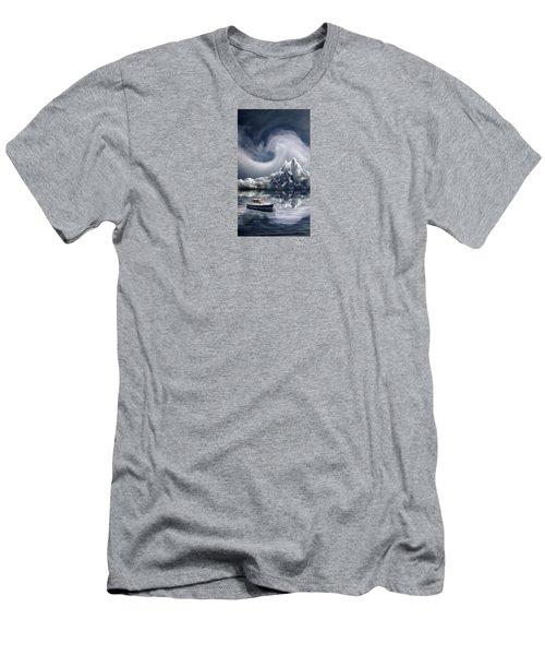 4412 Men's T-Shirt (Slim Fit) by Peter Holme III