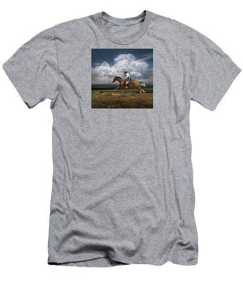 4427 Men's T-Shirt (Slim Fit) by Peter Holme III